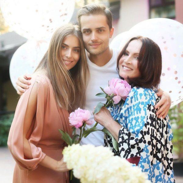 София Ротару с внуками, фото:fotostrana.ru
