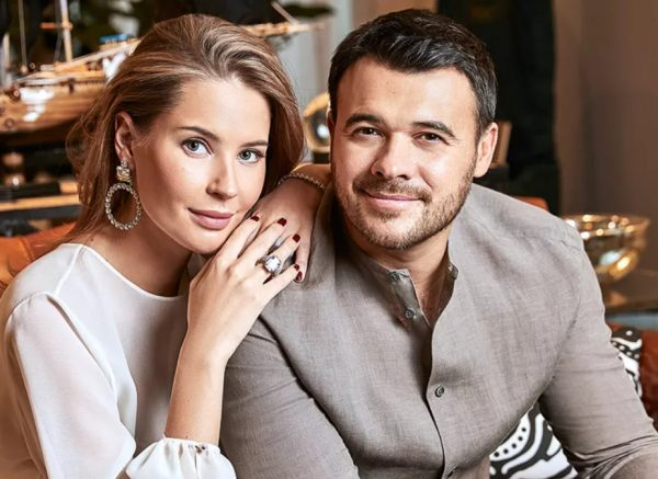 Эмин Агаларов и Алёна Гаврилова, фото:my-mask.ru