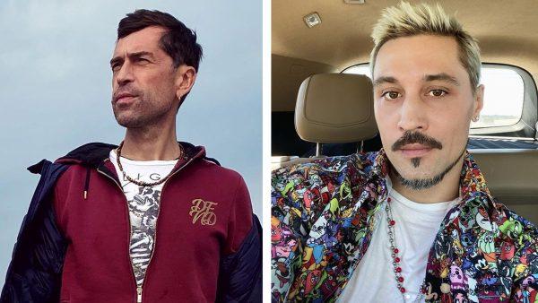 Макс Покровкий и Дима Билан, фото:life.ru