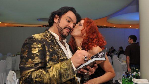 Филипп Киркоров и Анастасия Стоцкая, фото:penzainform.ru