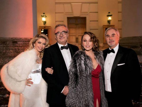 Братья Меладзе с нынешними женами