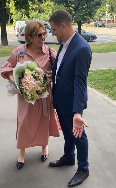 Марина Федункив, Стефано Маджи