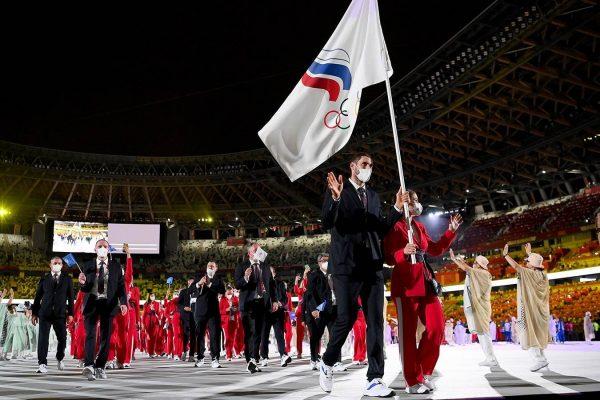 Российская сборная на Олипиаде, фото:news24-7.ru