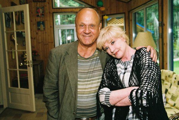 Владимир Меньшов и Вера Алентова, фото:nedvijdom.ru