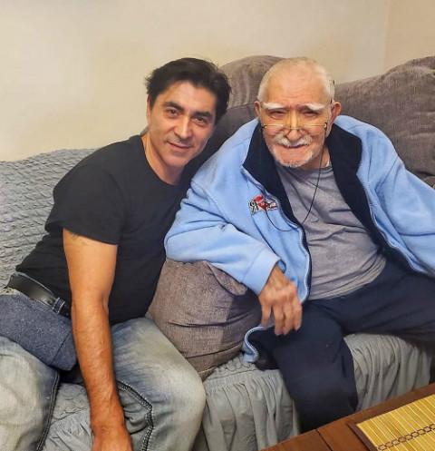 Армен и Степан Джигарханяны