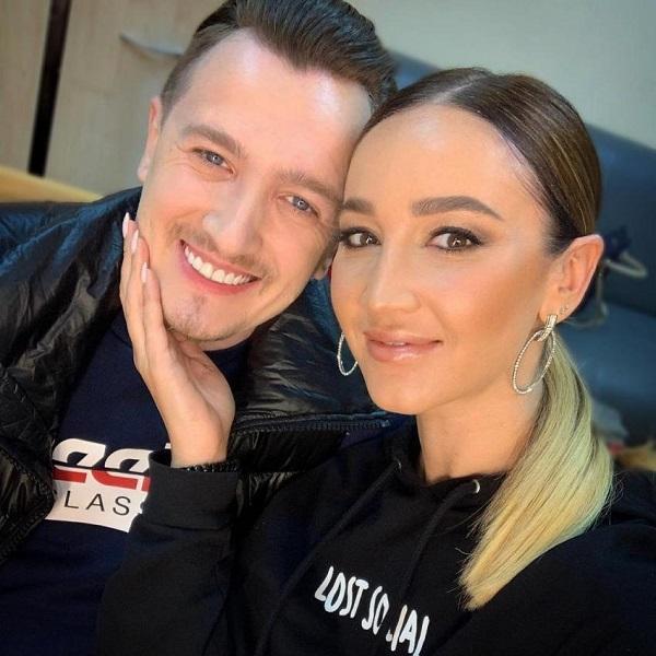 Влад Кадони и Ольга Бузова