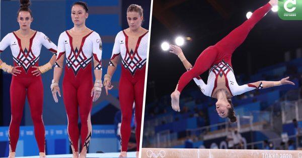 Гимнастки из Германии,
