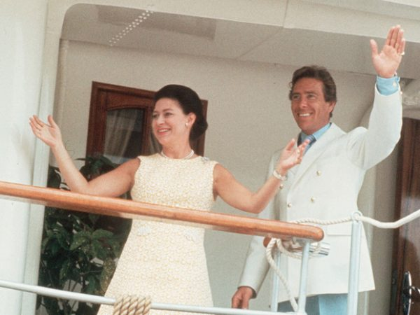 Маргарет с мужем
