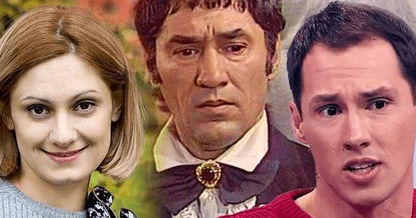 Карина Мишулина, Спартак Мишулин, Тимур Еремеев