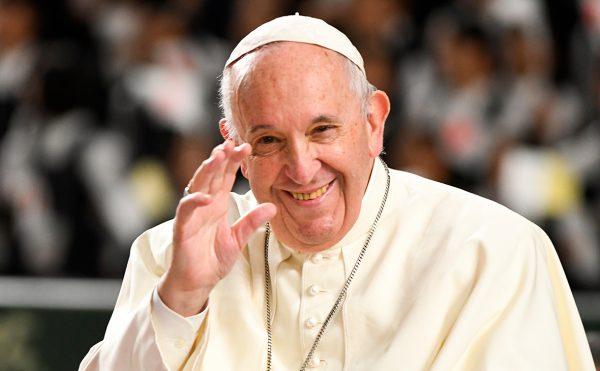 Папа Франциск. Фото РБК