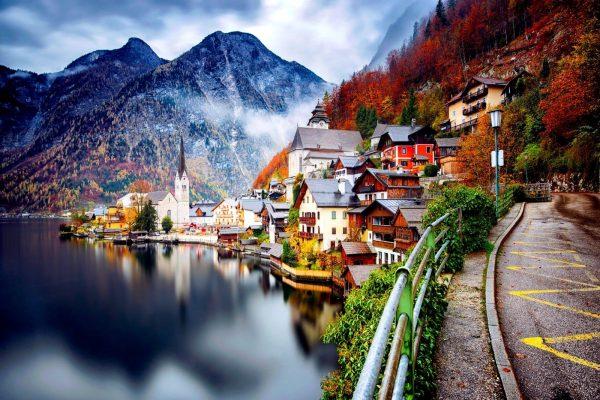 Хальштатт, Австрия,