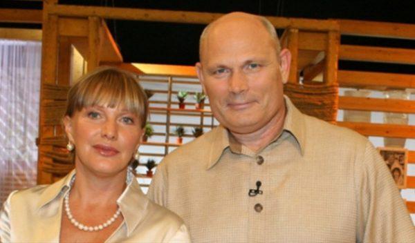Геннадий Малахов и Елена Проклова