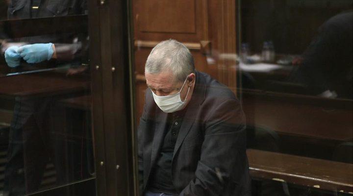 Михаил Ефремов на суде. Фото vesti.ru