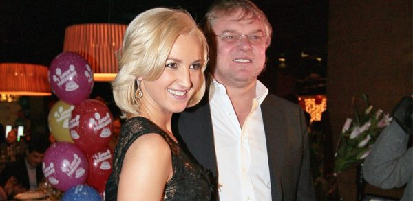 Ольга Бузова и Андрей Сорокин, фото:admbabynino.ru