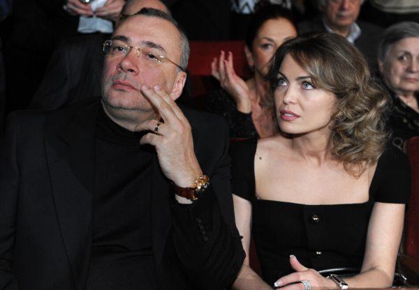 Константин Меладзе и Яна Сумм, фото:tvcenter.ru