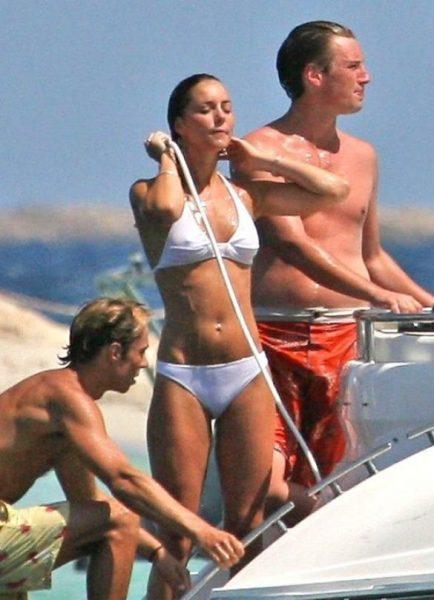 Венценосные особы на пляже - насколько они хороши?