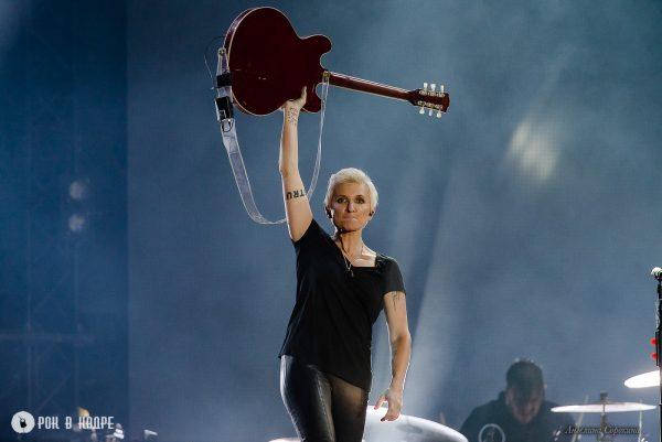 Диана Арбенина, фото:rockvkadre.ru