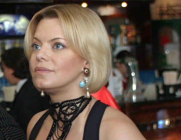 Яна Поплавская,