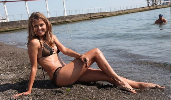 Виктория Боня, фото:happylady24.ru