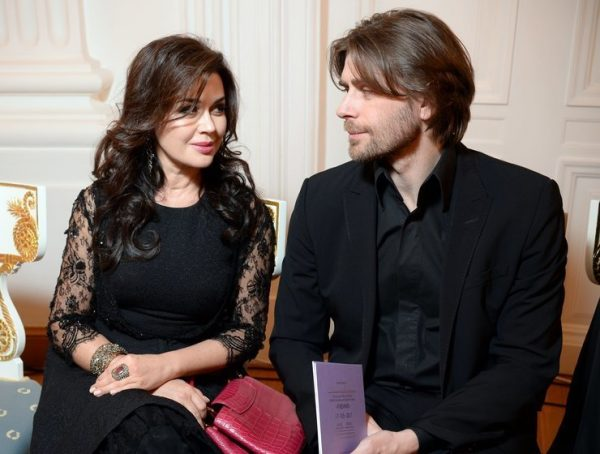 Анастасия Заворотнюк, Петр Чернышев