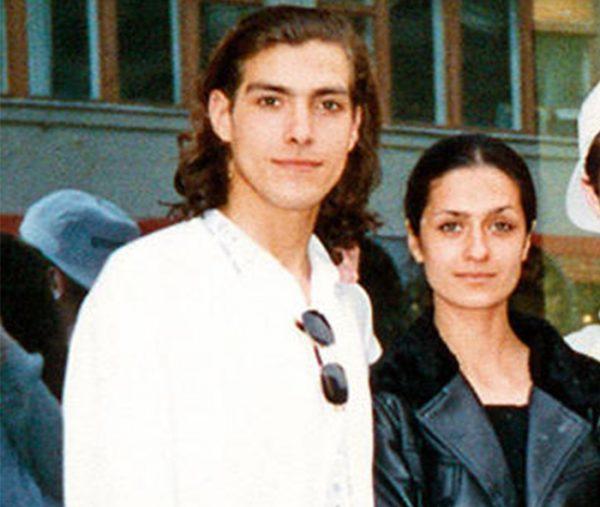 Александр Чижевский и Виктория Исакова