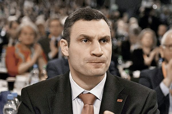 Виталий Кличко,