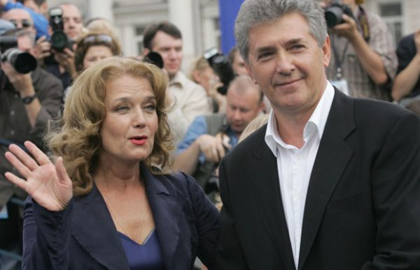 Ирина Алфёрова и Сергей Мартынов. Фото showbiz-life.ru