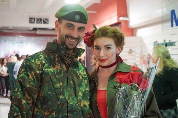 Катя Катина, Скрипач: фото: соцсети