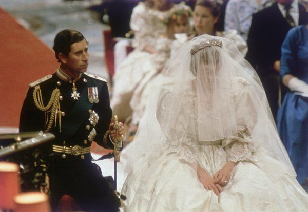 Свадьба принцессы Дианы и принца Чарльза. Фото из открытого доступа