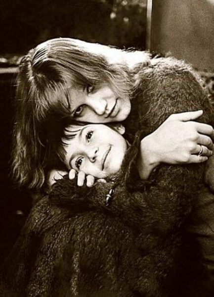 Елена Проклова и Арина