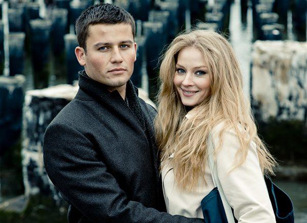 Петришин и Ходченкова. Фото ru.hellomagazine.com