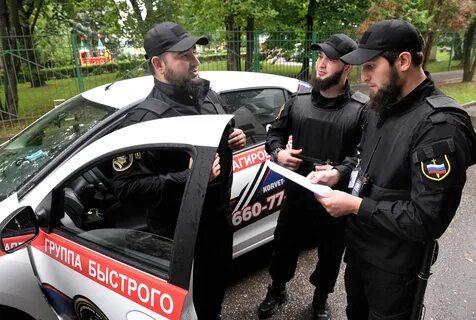 """""""Как их вижу, хочу полицию вызвать"""": В Троицке патрулируют бородатые кавказцы"""