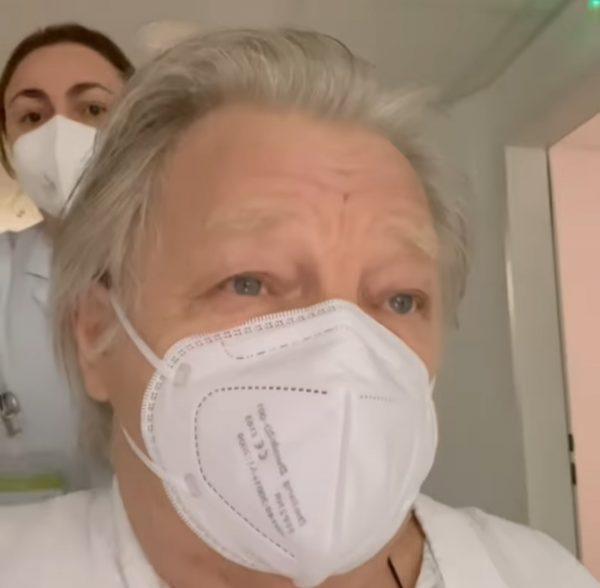 Юрий Антонов после операции