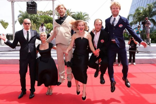 Российские актёры на Канском фестивале, фото:kino-rossii.ru