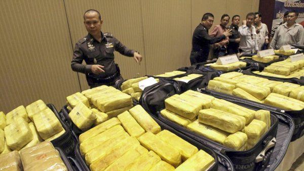 Наркоторговля в Таиланде практически искоренена. Фото v-thailand.com