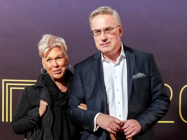 Андрей Норкин и Юлия Норкина, фото:topnews.ru