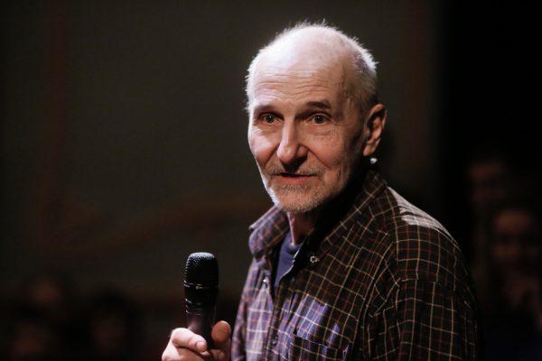 Пётр Мамонов, фото:peterburg2.ru