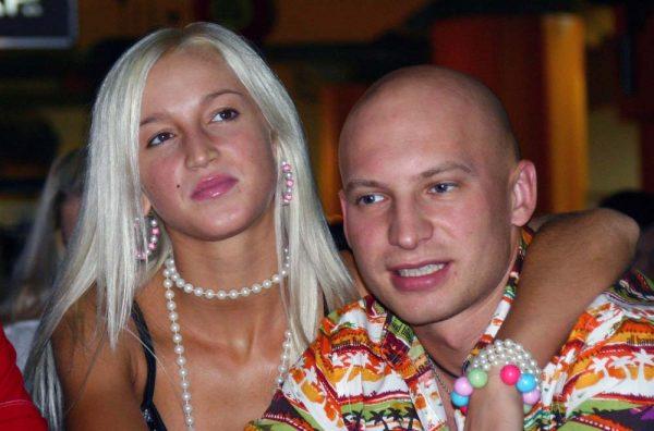 Ольга Бузова и Роман Третьяков, фото: