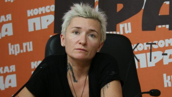 Диана Арбенина, фото:riafan.ru