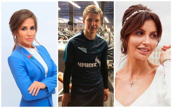 Юлия Барановская, Алиса Казьмина, Андрей Аршавин, фото:tvcenter.ru