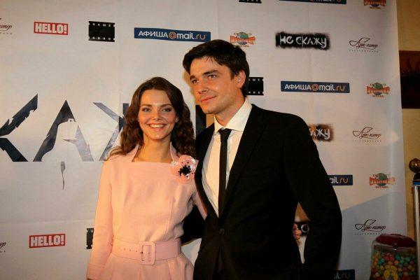 Лиза Боярская и Максим Матвеев, фото:liveinternet.ru