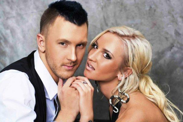 T Killah и Ольга Бузова