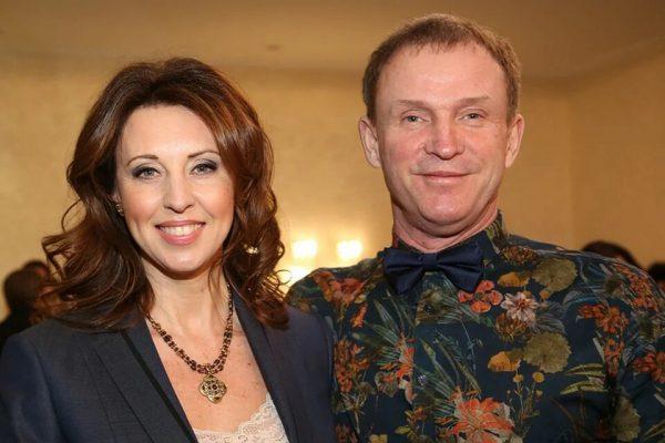 Наталья Сенчукова и Виктор Рыбин, фото:laykni.com