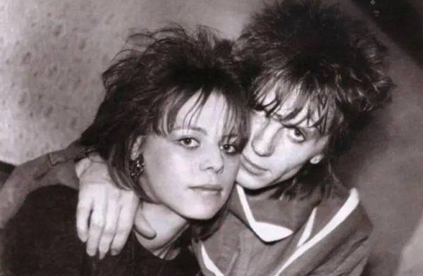 Ирина и Виктор Салтыковы в юные годы. Фото из открытого доступа