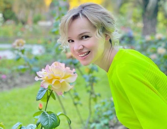 Виталина Цымбалюк-Романовская. Фото Инстаграм