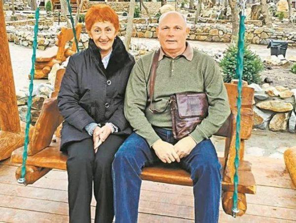 Геннадий Малахов с женой сейчас