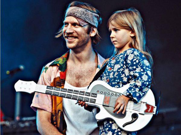 Иван Дорн с дочкой. Фото Инстаграм