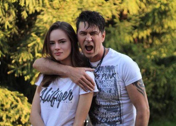 Владимир Политов с дочкой. Фото Инстаграм