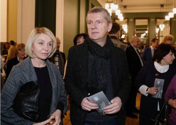 Юрий Аксюта и Светлана Караваева. Фото из открытого доступа