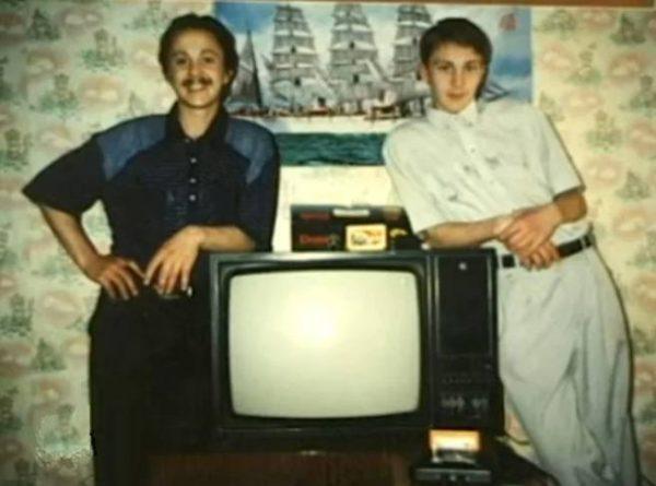 Игорь и Сергей Овечкины. Фото: ibb.co